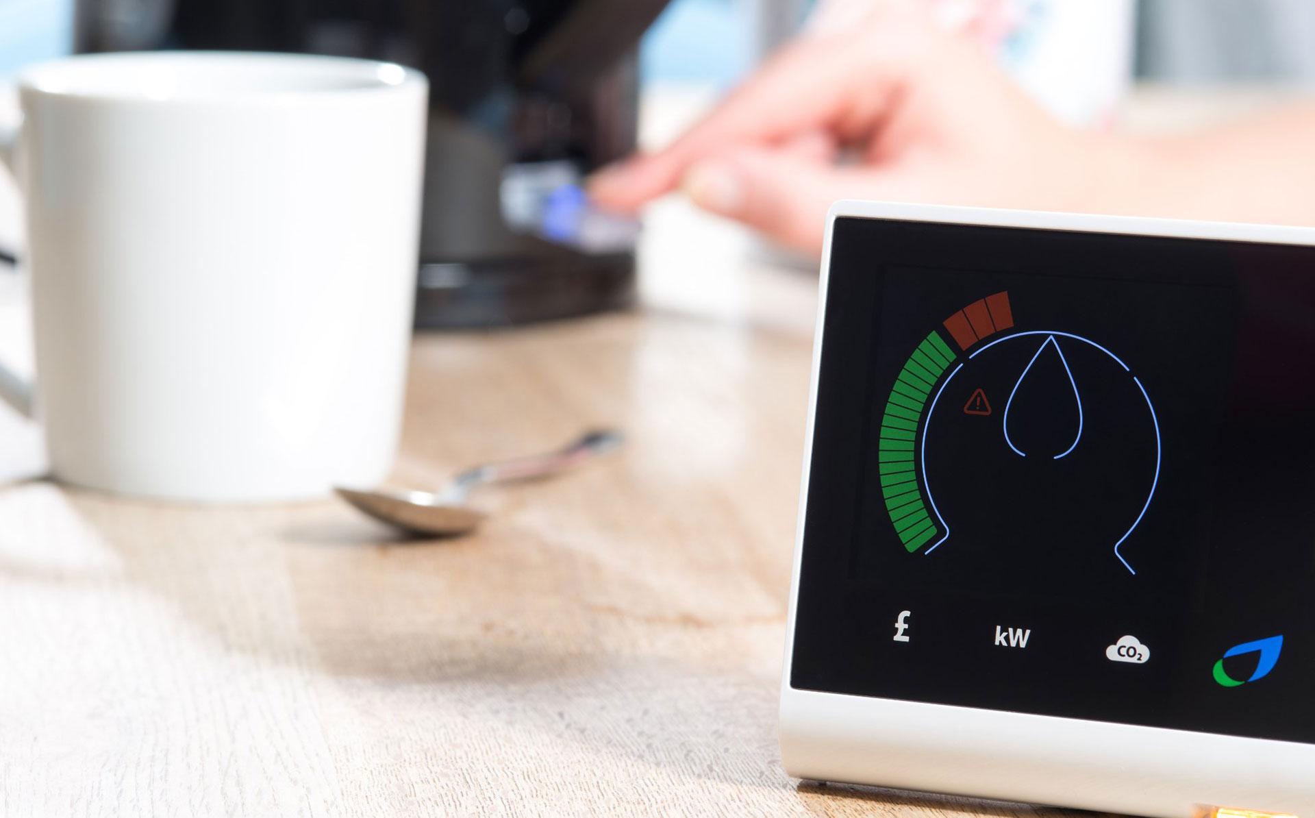 Smart Meters Lpg Utilities
